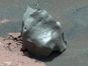 Phi thường - kỳ quặc - Phát hiện thiên thạch kim loại hiếm trên sao Hỏa