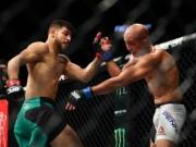 """Thể thao - Siêu phẩm UFC: Đá trước đấm sau tiễn đối thủ """"đi ngủ"""""""