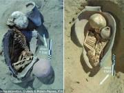 Thế giới - Ai Cập: Chôn người chết trong bình gốm để tái sinh