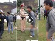 Tin tức trong ngày - Lái xe chửi bới, tụt quần trước máy quay của cảnh sát
