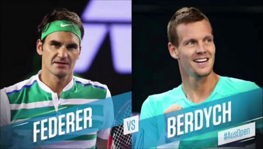 TRỰC TIẾP Federer - Berdych: Tín hiệu đáng mừng