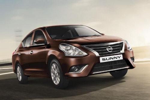 Nissan Sunny 2017 có giá từ 262 triệu đồng