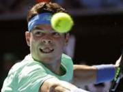 Australian Open ngày 4: Raonic thắng dễ
