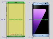Thời trang Hi-tech - Galaxy S8 và S8 Plus mỏng hơn S7 và S7 Edge, bỏ nút Home