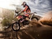 KTM giành chiến thắng giải đua Dakar Rally 2017 lần thứ 16 liên tiếp