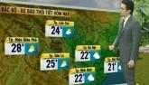 Dự báo thời tiết VTV 20/1: Nhiệt độ giảm sâu ở Bắc Bộ, Trung Bộ có mưa