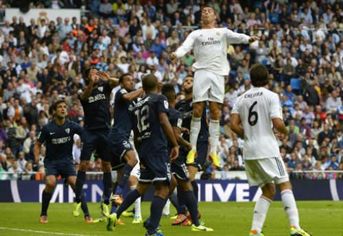 Real Madrid – Malaga: Tỉnh giấc sau cơn mê - 2