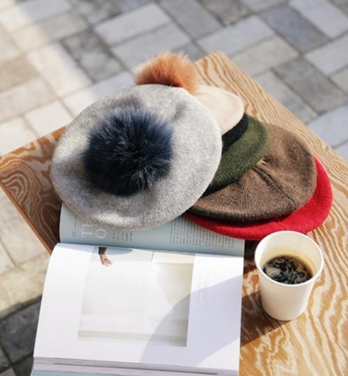 5 kiểu mũ quyến rũ trong mùa lạnh - 1