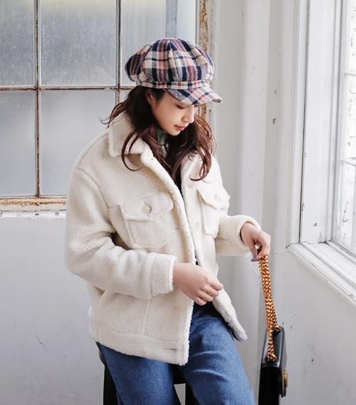 5 kiểu mũ quyến rũ trong mùa lạnh - 4