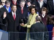 Nhìn lại lễ nhậm chức đáng nhớ của Obama 8 năm trước