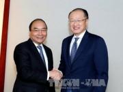 Tài chính - Bất động sản - Chủ tịch Ngân hàng Thế giới ấn tượng với phát triển của Việt Nam