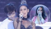 Vợ chồng Trương Quỳnh Anh bị chỉ trích vì hiếu thắng tại The Remix