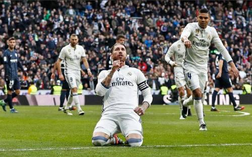 Real Madrid - Malaga: Cú đúp & người hùng quen thuộc - 1