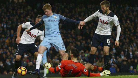 Man City - Tottenham: Bùng nổ sau giờ nghỉ