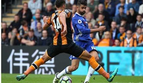 Chelsea – Hull City: Cô đơn trên ngôi đầu - 1