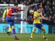 C.Palace - Everton:  Miếng ngon để dành cuối trận