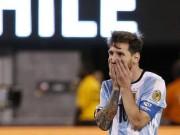 Top 10 bi kịch bóng đá 2016: Gọi tên Messi, Arsenal, tai nạn ở Colombia