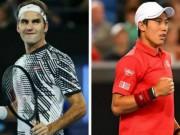 Federer - Nishikori: Nghẹt thở sau 5 set (V4 Australian Open)