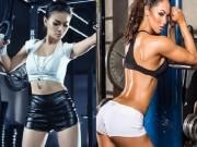 """Làm đẹp - Bộ sưu tập những mỹ nữ phòng gym có vẻ đẹp """"không tưởng"""""""