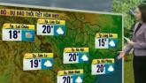 Dự báo thời tiết 22/1: Bắc Bộ trời rét, Trung Bộ có mưa