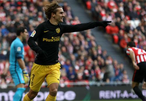 Bilbao – Atletico Madrid: Rượt đuổi 4 bàn - 1