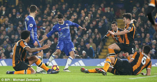 Chelsea - Hull City: Rực sáng ngày trở lại - 1