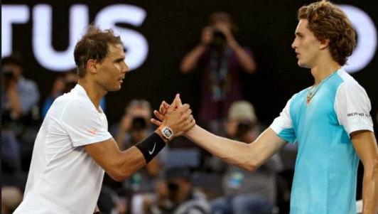 TRỰC TIẾP Nadal - Monfils: Nadal lấy lại lợi thế