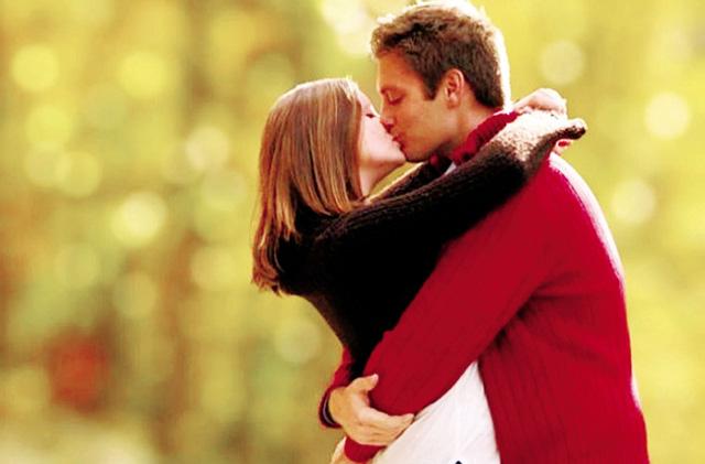 Nụ hôn, phương thuốc quý ít ai biết! - 1