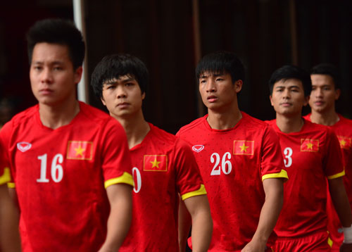 Triệu tập U23 VN đá U23 Malaysia: Công Phượng góp mặt