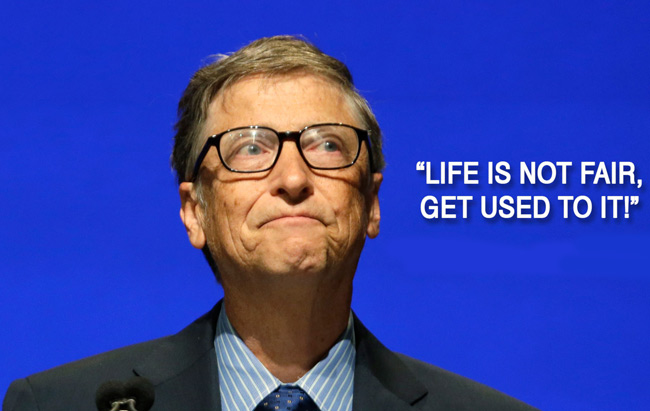 Học ngay bí quyết của Bill Gates để thành công và giàu có - 4