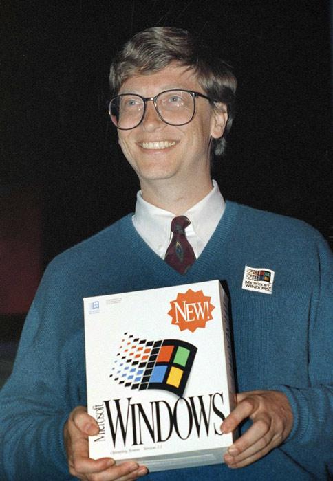 Học ngay bí quyết của Bill Gates để thành công và giàu có - 2