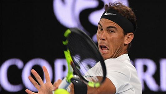 "Nadal - Monfils: Một phen ""tím mặt"" (V4 Australian Open)"