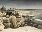 Thế giới - Xạ thủ Anh diệt 3 tay súng IS bằng phát đạn cách 1.800m
