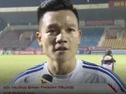 Đinh Thanh Trung và hat-trick lịch sử trên sân Quảng Ninh