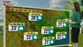 Dự báo thời tiết VTV 23/1: Thời tiết đẹp trên cả nước