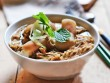Ẩm thực - Cách nấu canh măng khô móng giò ngon mềm, chuẩn vị