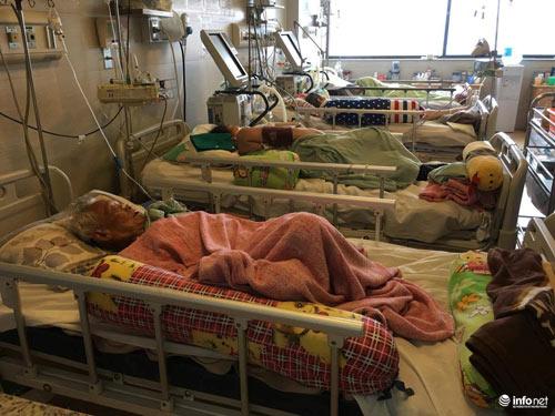 Thuê ô sin bệnh viện dịp Tết: Tiền triệu mỗi ngày cũng khó - 2