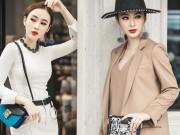 Thời trang - Angela Phương Trinh xinh lung linh khi xuống phố xuân