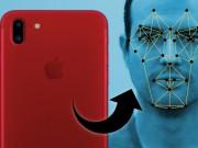 Dế sắp ra lò - iPhone 8 sẽ dùng công nghệ nhận diện khuôn mặt