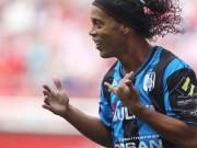 Chuyển nhượng 24/1: Hé lộ bến đỗ của Ronaldinho