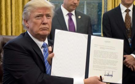 Tham vọng của Trung Quốc khi Trump rút Mỹ khỏi TPP - 2