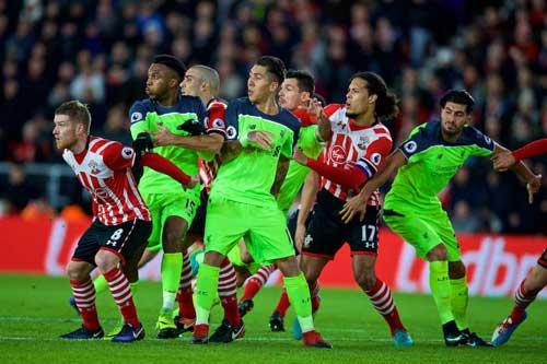 """Liverpool – Southampton: """"Lạc lối"""" đến bao giờ - 1"""