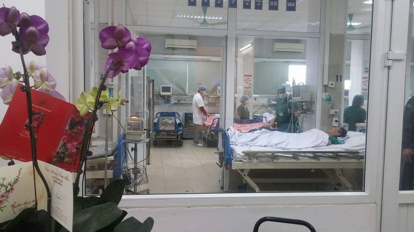 Bác sĩ trải lòng về những ngày trực Tết ở bệnh viện - 1