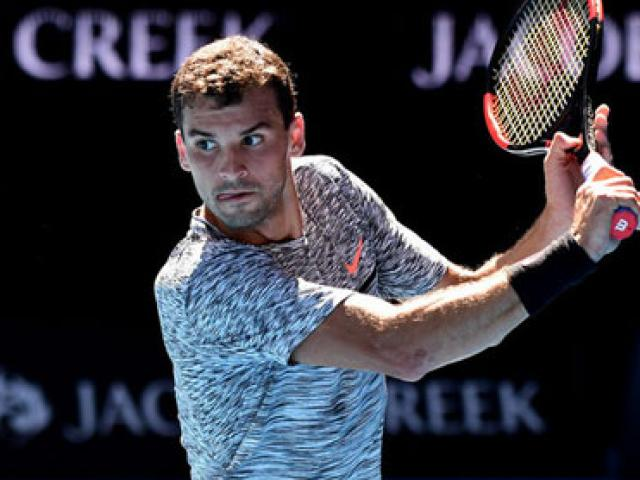 "Dimitrov – Goffin: Xứng danh ""Tiểu Federer"" (Tứ kết Australian Open)"
