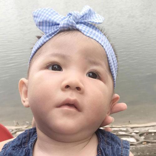 Cái Tết đầu tiên của em bé 14 tháng nặng 3,5kg cùng mẹ 9X - 3