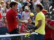 Chi tiết Nadal - Raonic: Kết thúc trong hưng phấn (KT)