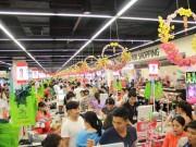 Thị trường - Tiêu dùng - Siêu thị chật kín người mua những ngày cận tết