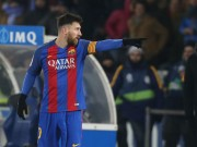 Barca: Bị Messi ngó lơ, vỡ mộng vụ Coutinho