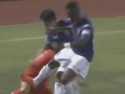 Bóng đá - VFF bênh Samson, trọng tài châu Á khẳng định thẻ đỏ