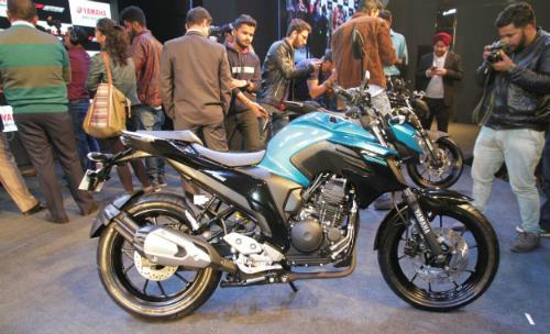 2017 Yamaha FZ25 lên kệ, giá 39,4 triệu đồng